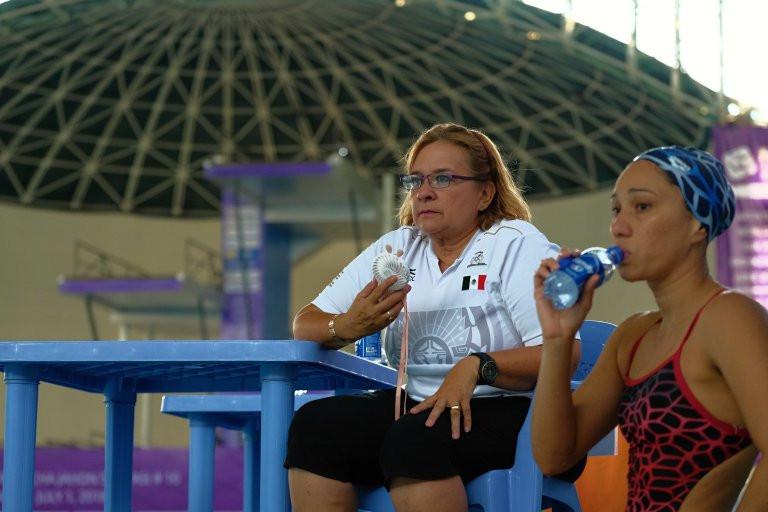 Mexico also enjoyed final day success ©FINA/Vitaly Moon