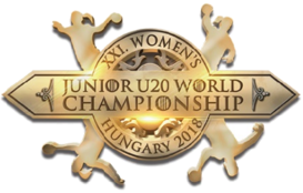 Hosts Hungary got their Women's Junior World Handball Championship campaign off to a winning start as they edged Brazil ©Hungary 2018