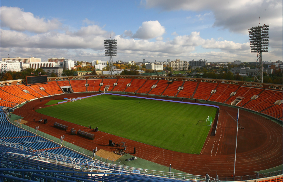 Minsk's Dinamo Stadium has received a class one facility certificate from the IAAF ©Getty Images