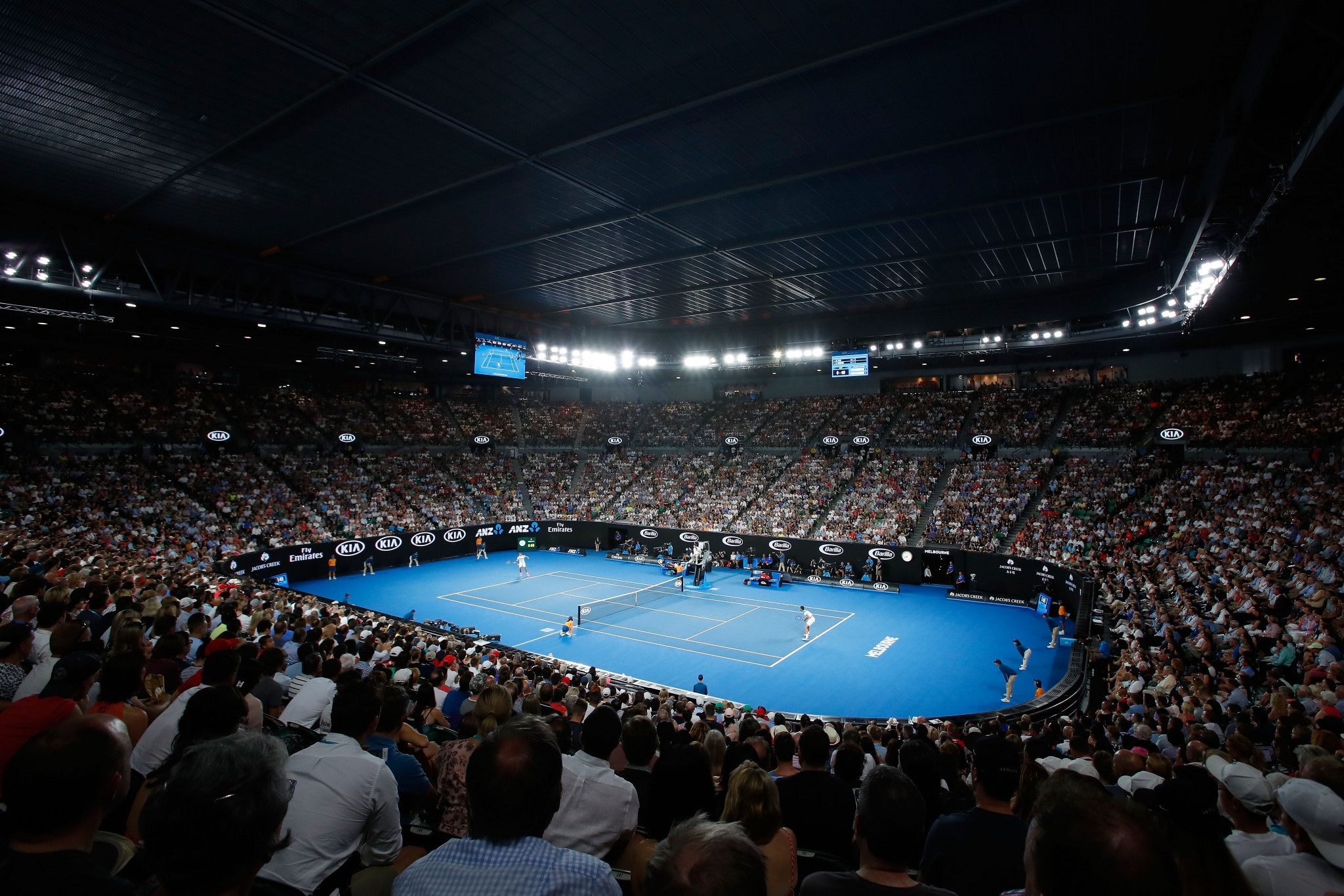 The Association of Tennis Professionals have announced a new competition, The World Team Cup, will take place at the beginning of the season from 2020 ©Getty Images