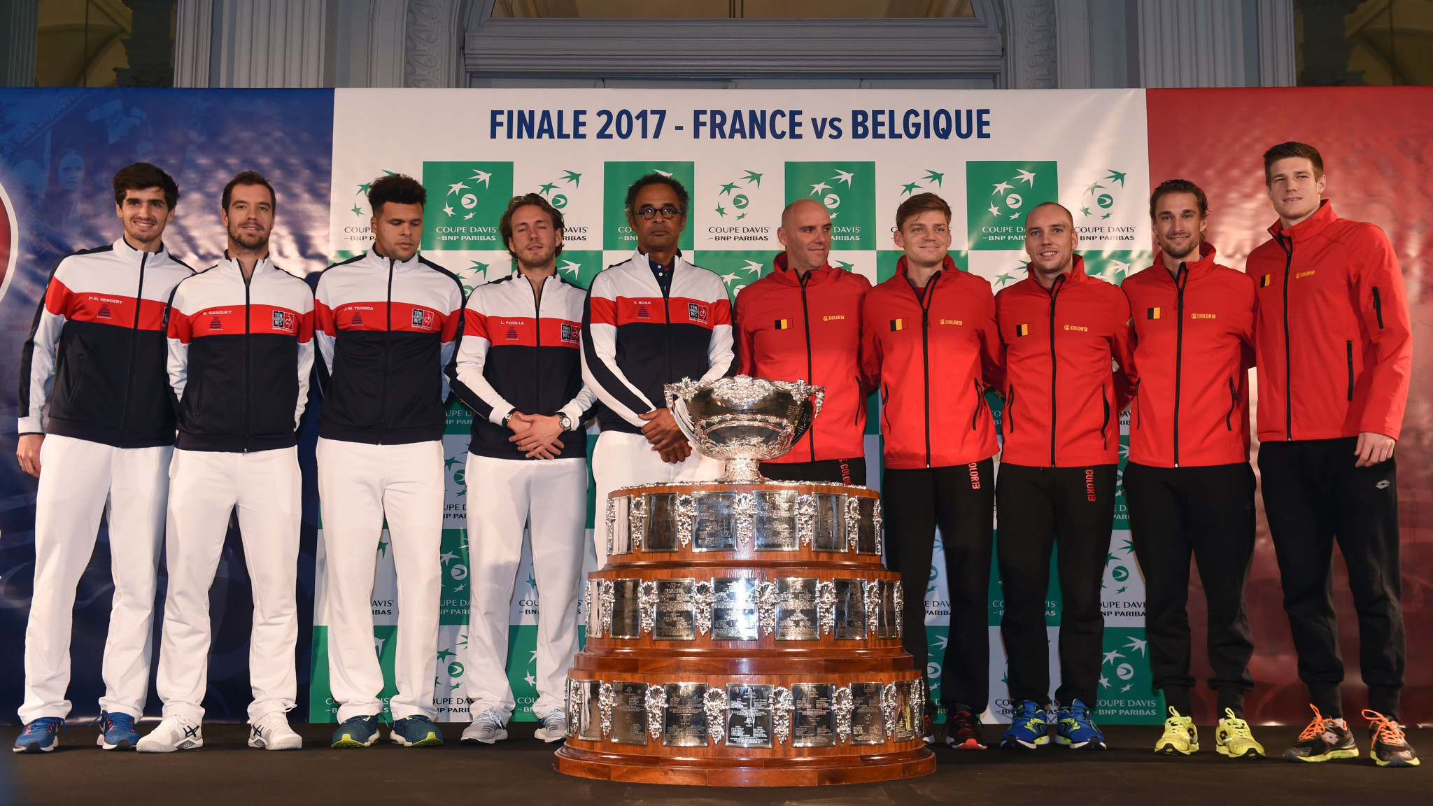 The Davis Cup is set to be revamped by the International Tennis Federation in 2019, meaning two rival team competitions will take place from 2020 ©Getty Images
