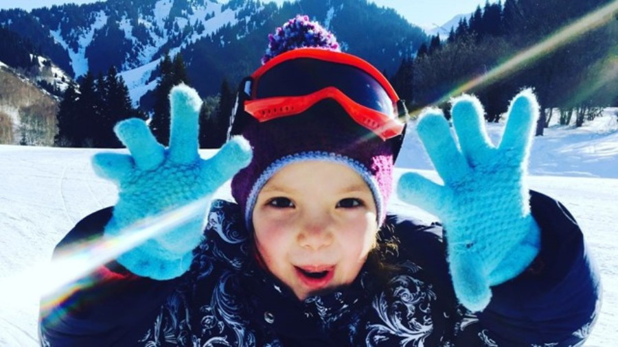 World Snow Day is aimed at encouraging children to try snow sport ©FIS
