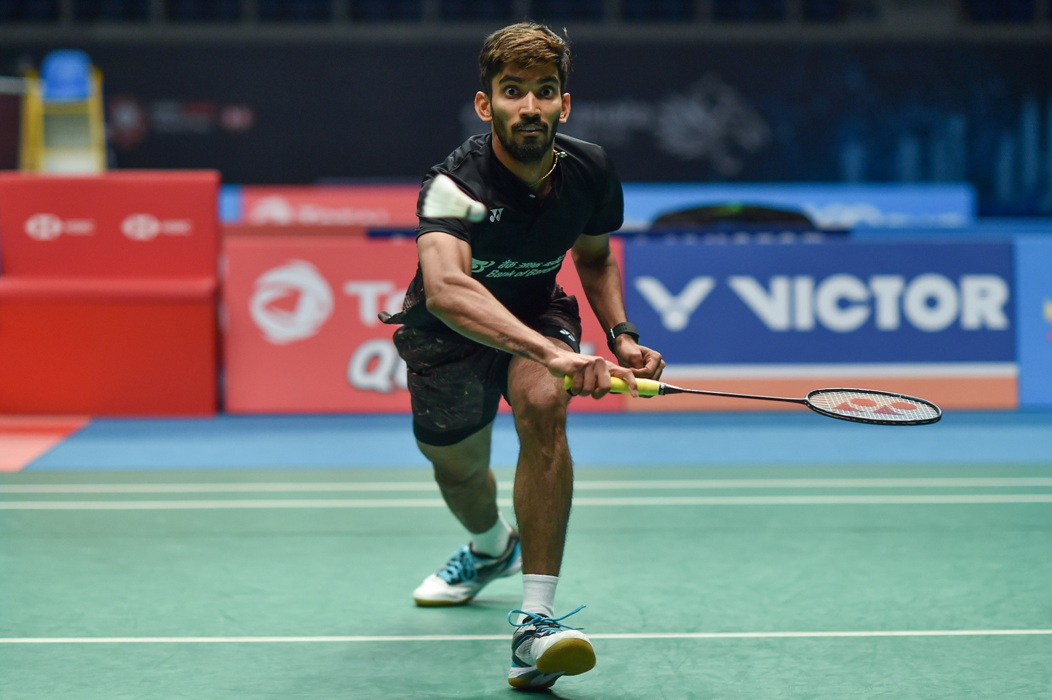 Kidambi looking to bounce back from Malaysia disappointment at BWF Indonesia Open