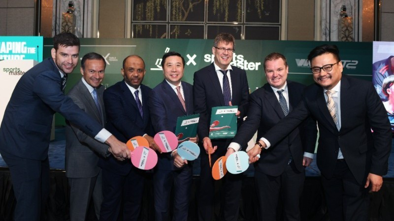 New professional table tennis structure to launch in 2021 after ITTF sign deal with marketing agent