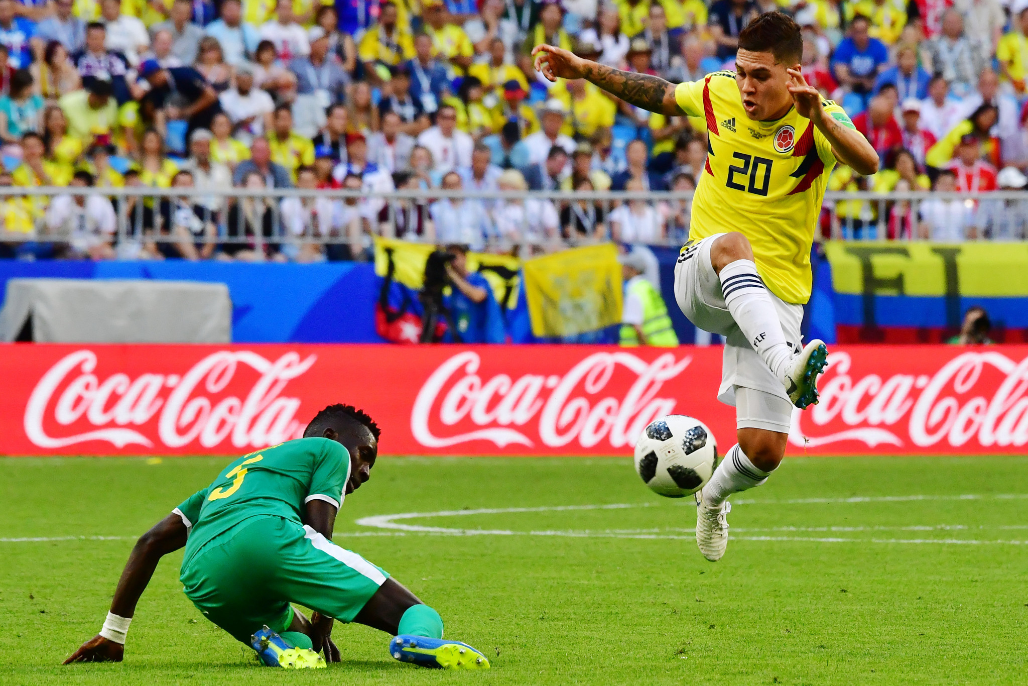 Senegal urge FIFA to reconsider fair play ruling which knocked them out of World Cup