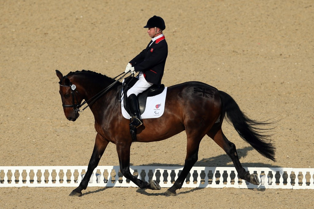 Multiple Paralympic Champion Faces London 2012 Rematch At