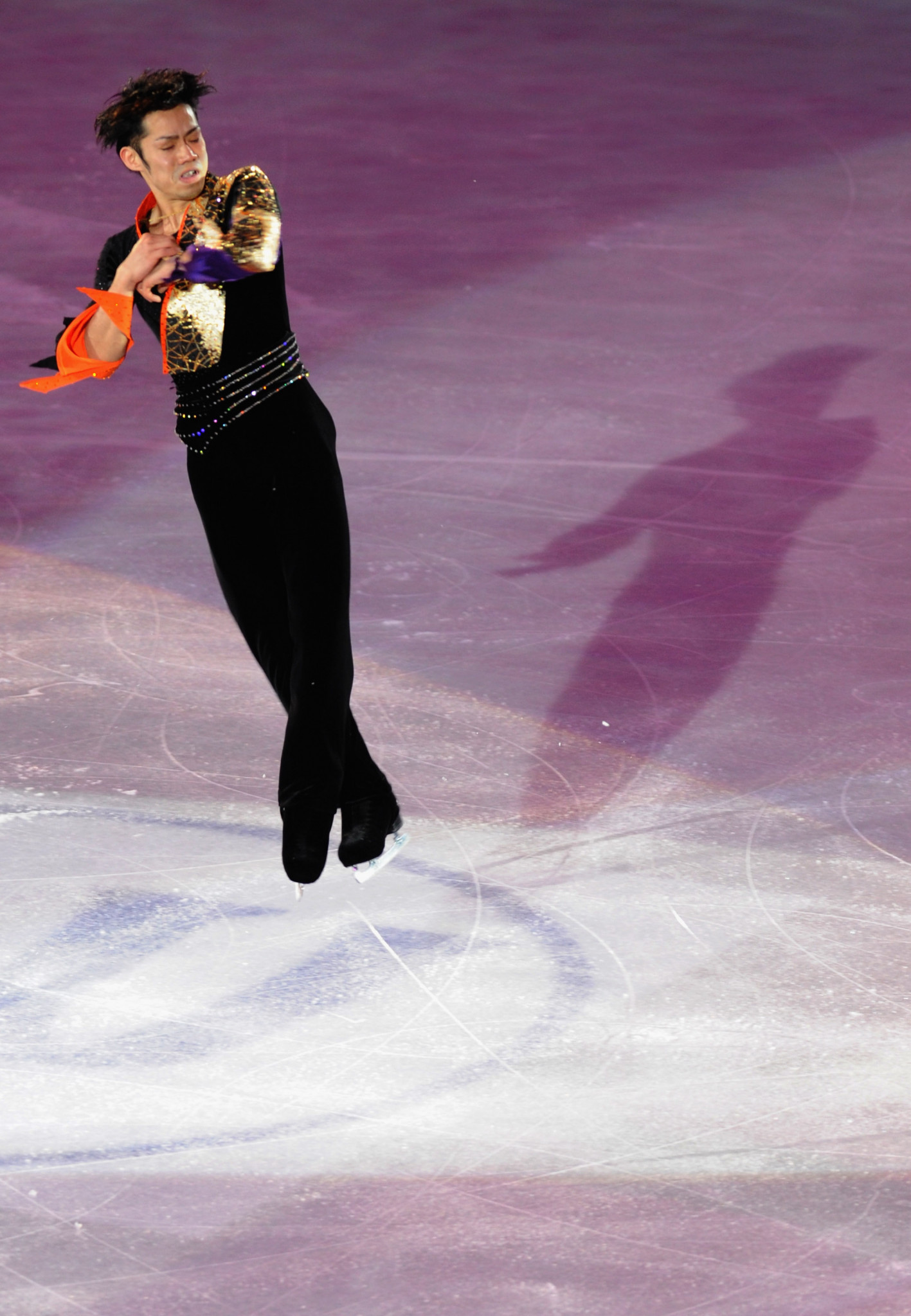 Daisuke Takahashi is a former world champion and Olympic medallist ©Getty Images