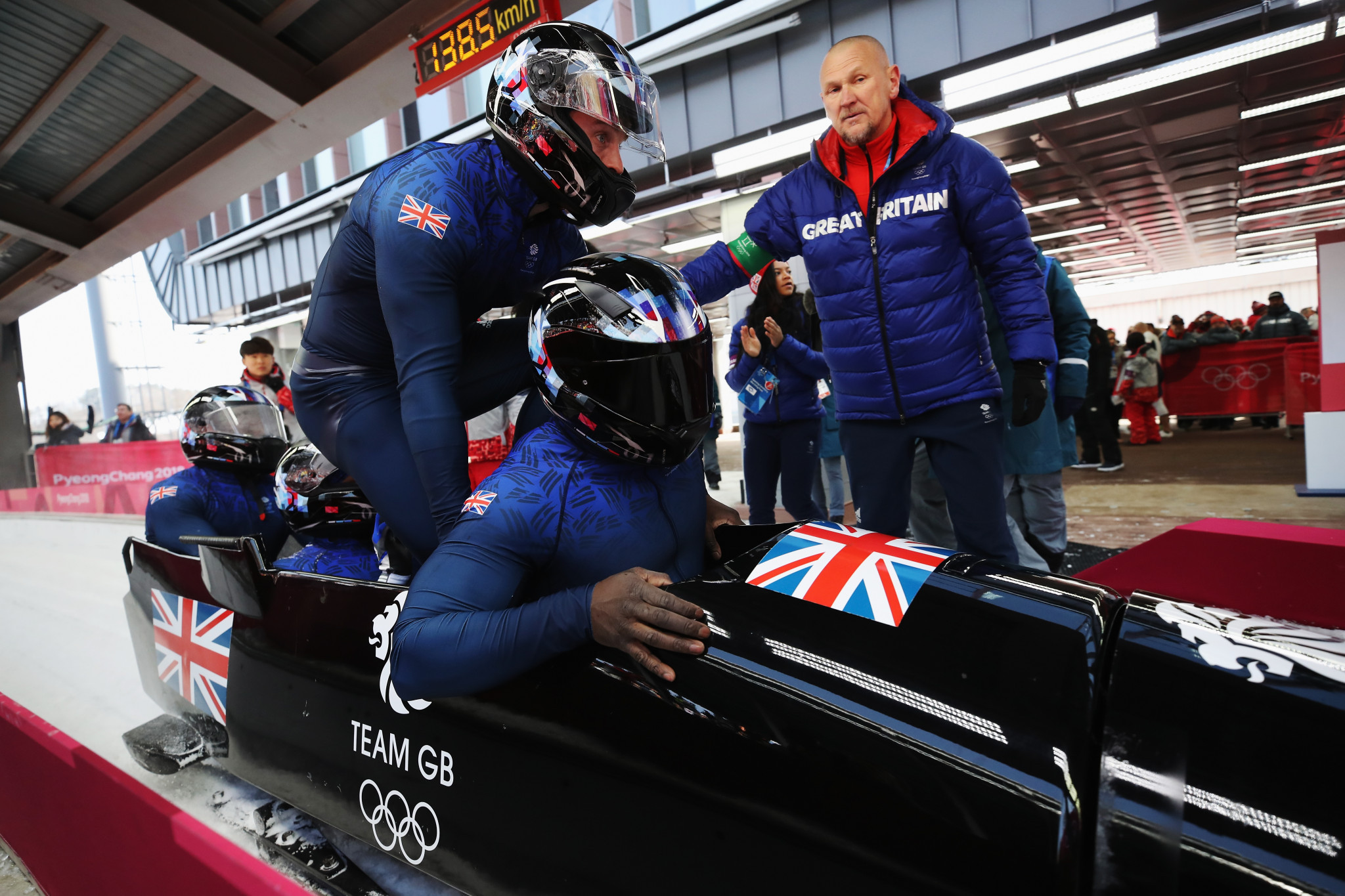 UK Sport increase funding for skeleton for Beijing 2022 but bobsleigh to receive nothing