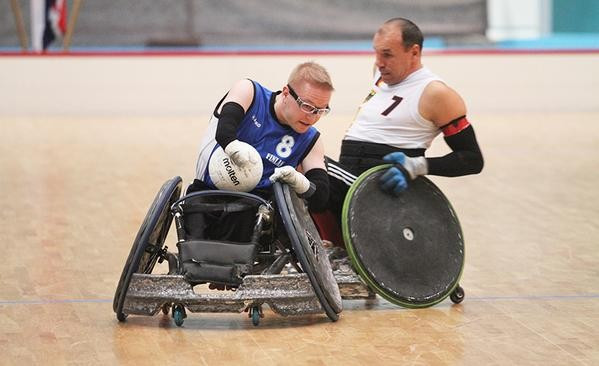 Denmark, Germany, Great Britain and Sweden book European Wheelchair Rugby Championship semi-final spots