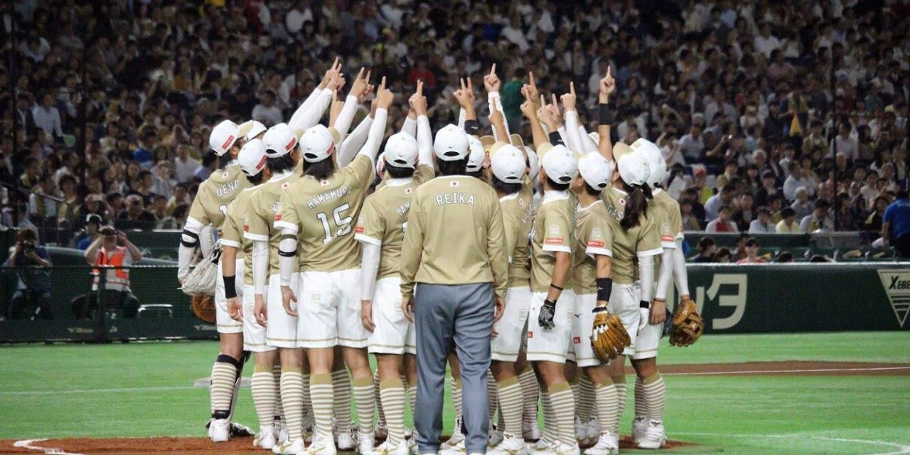 Competing players have hailed the success of the recently-held Japan All-Star Softball Series ©WBSC