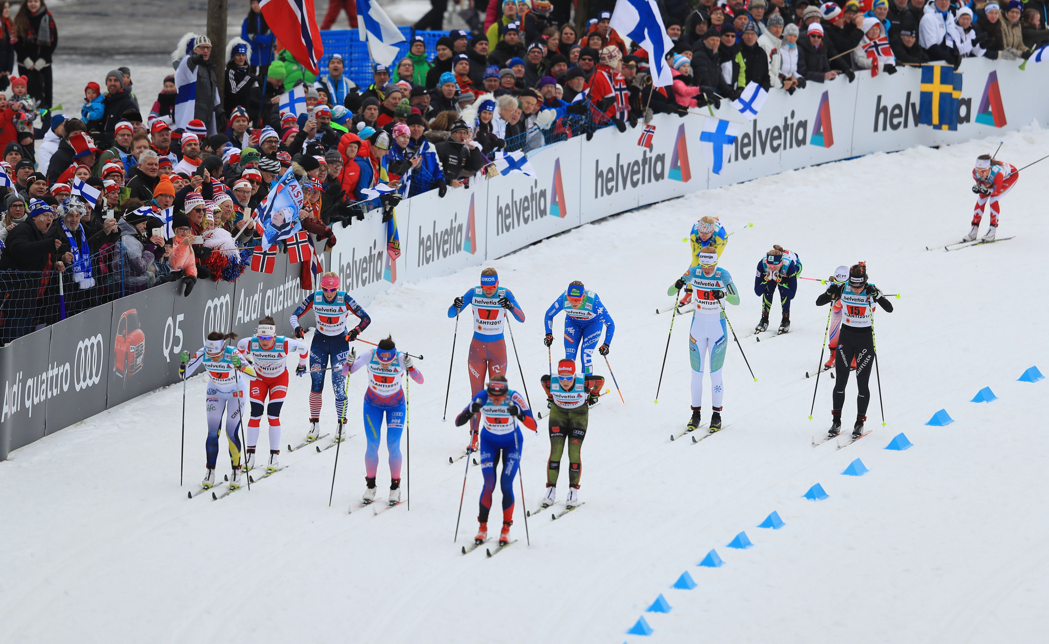 Viessmann Group named main sponsor for 2019 and 2022 Nordic World Ski Championships