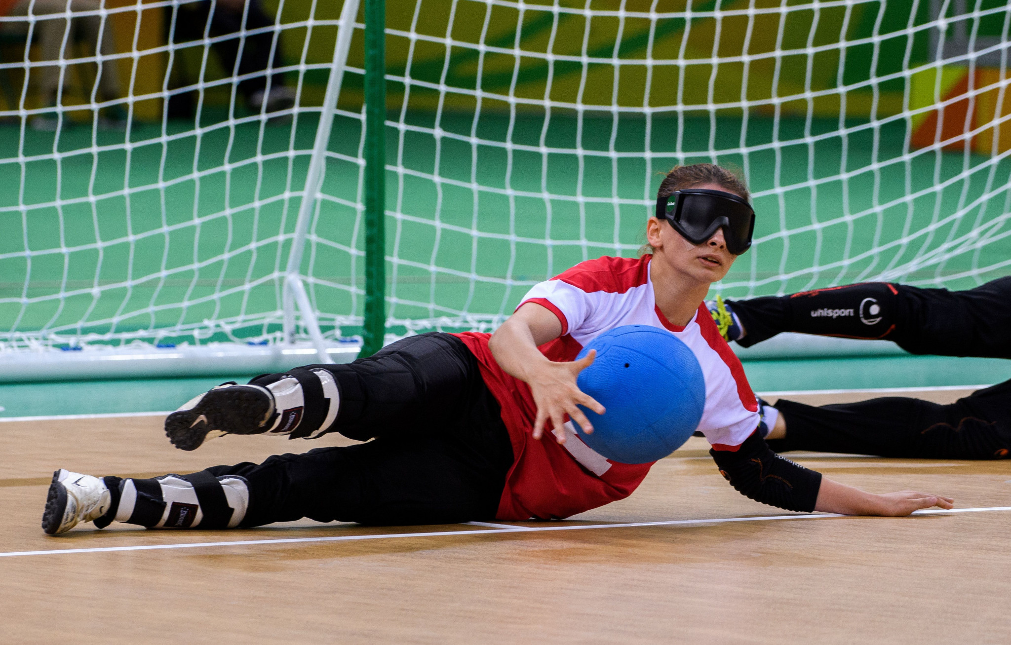 The goalball world rankings are redone every month based on recent results ©Getty Images