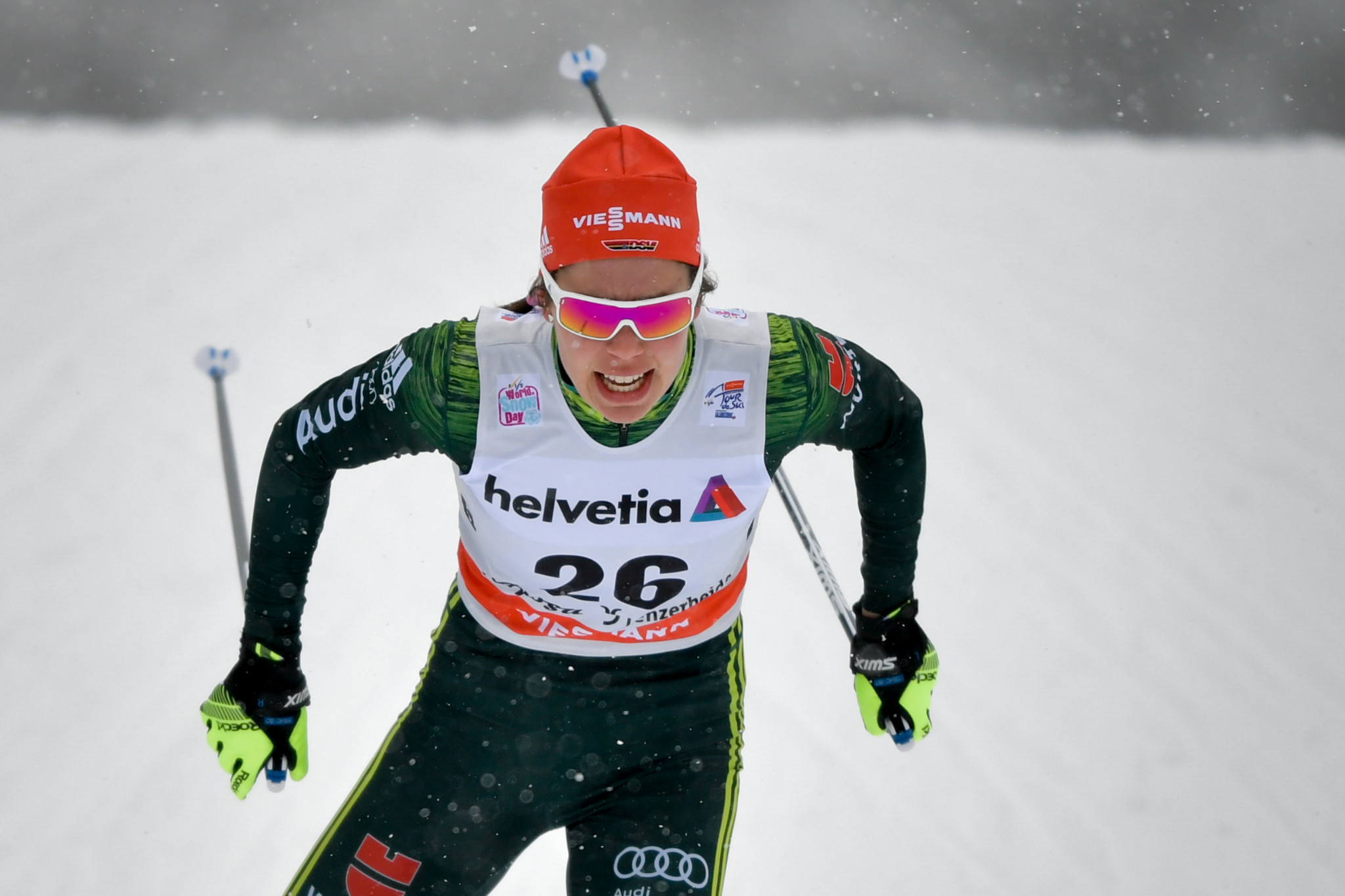 Germany's cross-country skier Hanna Kolb has announced her retirement from the sport ©Getty Images