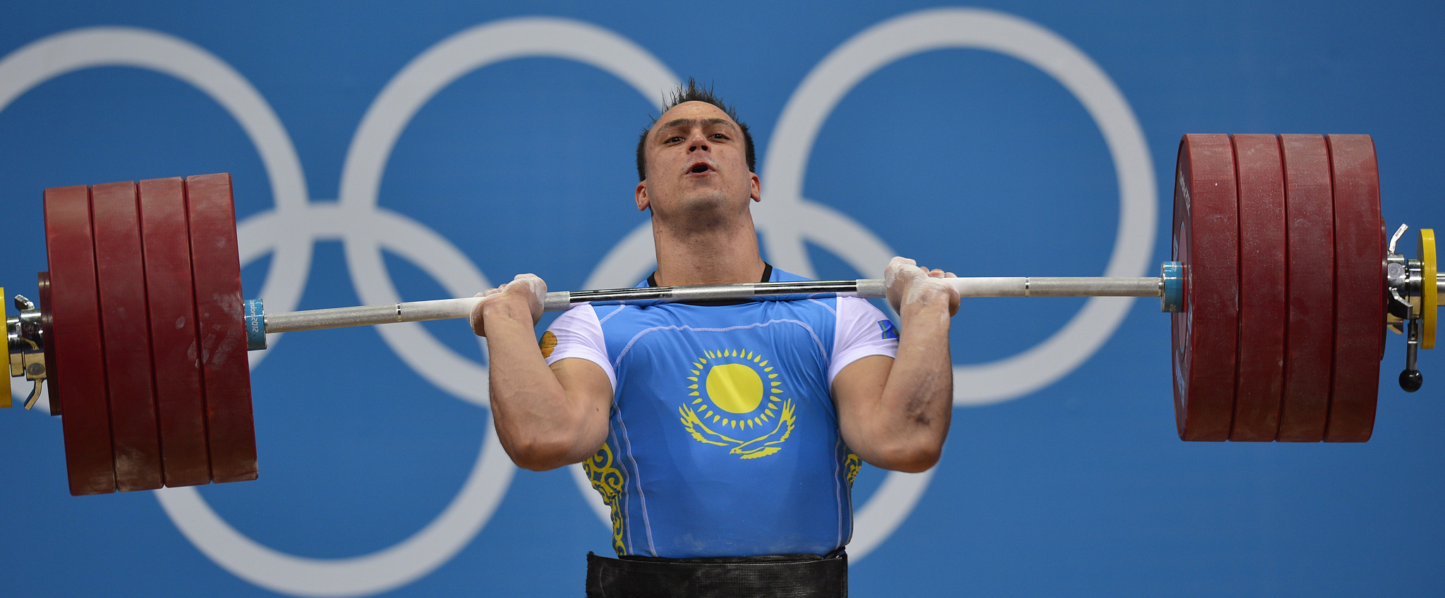 Ilya Ilyin was the most prominent name among the eight Kazakhs disqualified after the IOC re-tested samples from the Beijing 2008 and London 2012 Olympic Games ©Getty Images