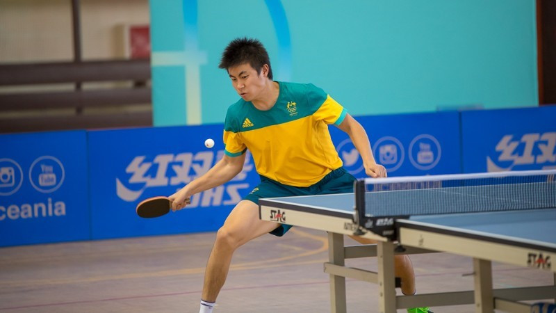 Tonga host inaugural ITTF-Oceania tour event