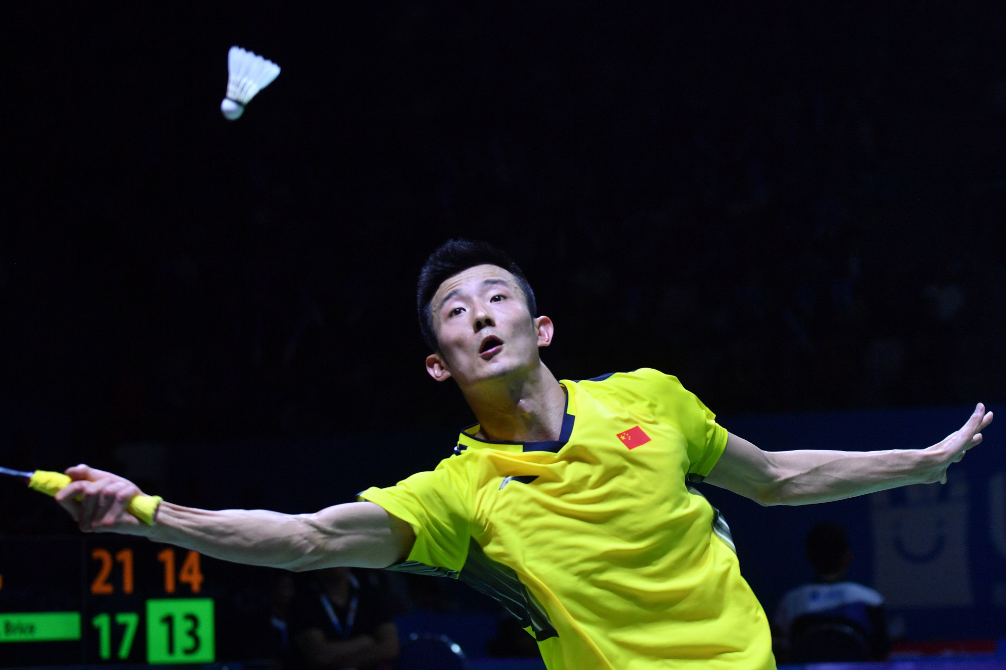Olympic champion Chen Long loses on day one of BWF Indonesia Open