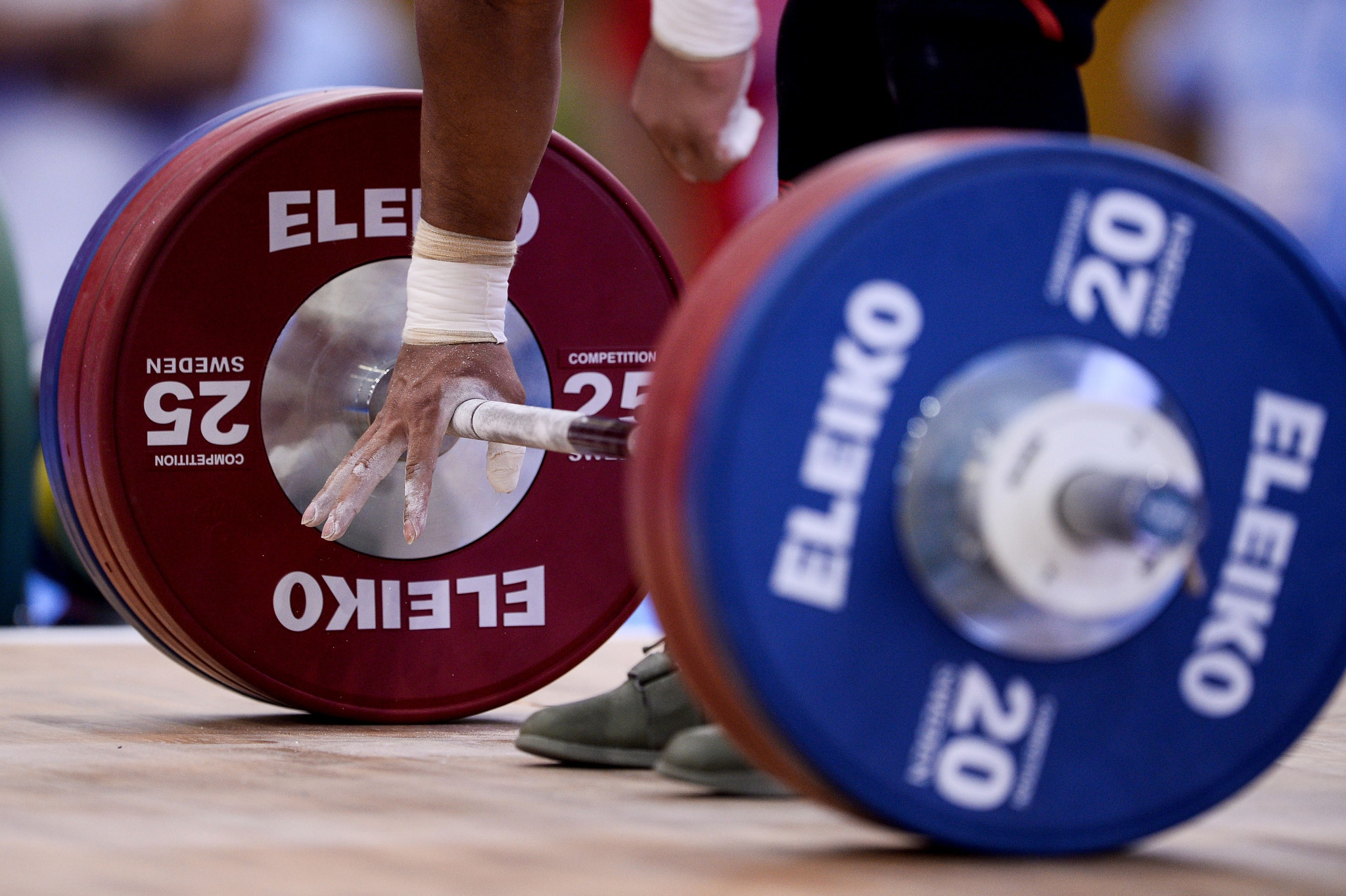 The decision to increase the bodyweight portfolio from eight men's and women's categories to 10 was taken by the IWF Executive Board in November 2017 ©Getty Images