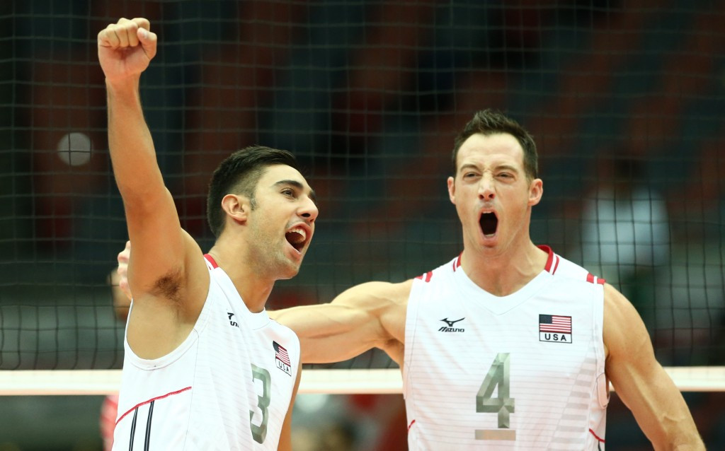 United States and Poland in seventh heaven at FIVB Men's World Cup