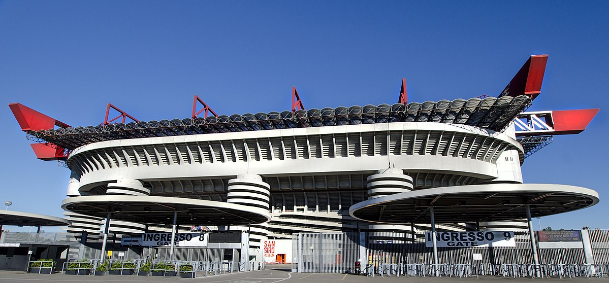 The San Siro has been proposed as part of the Milan bid ©Wikipedia