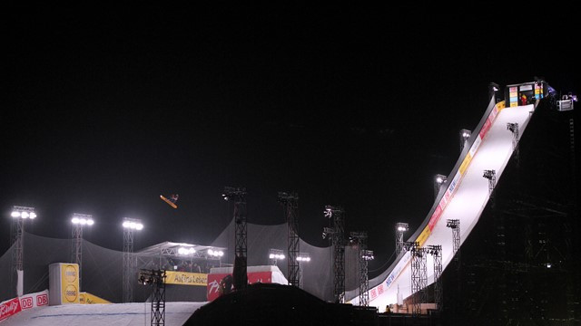 A snowboard big air event due to take place in Düsseldorf has been cancelled ©FIS