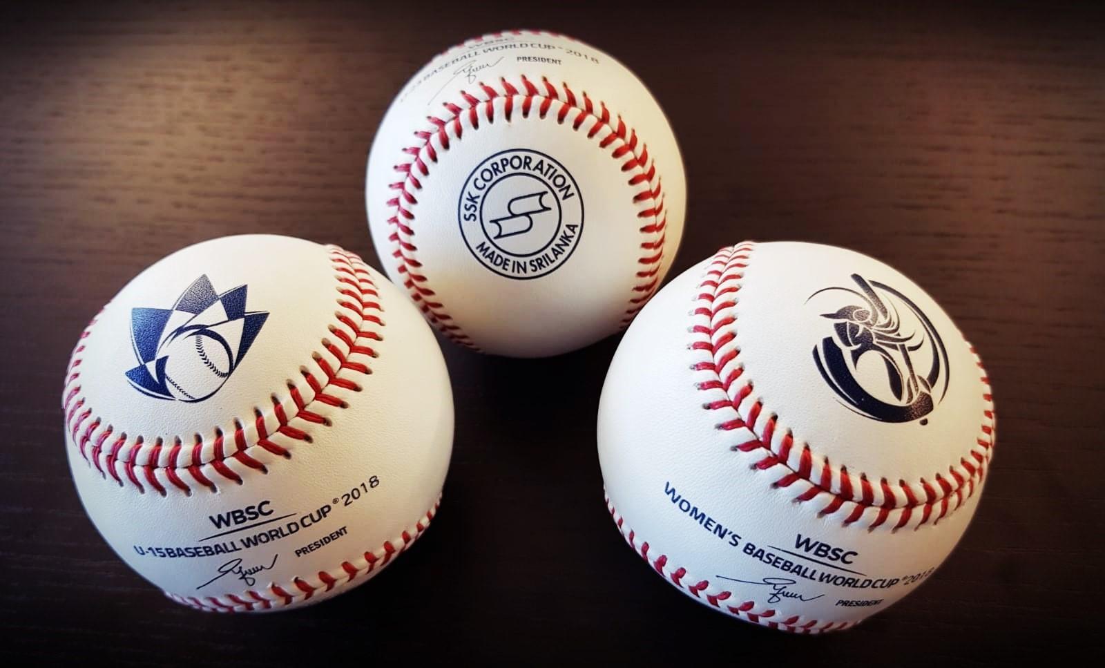 WBSC expand partnership with Japanese baseball brand SSK Corporation
