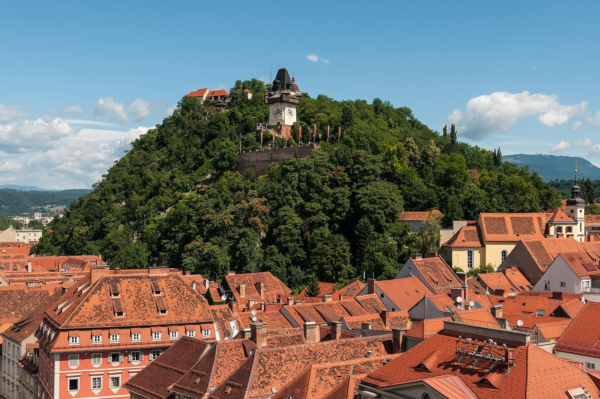 A referendum will probably decide the fate of the Graz Winter Olympic bid ©Wikipedia