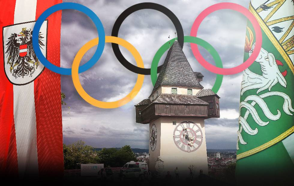 Graz emerged as a contender after an initial attempt in Innsbruck was derailed by a referendum ©ÖOC