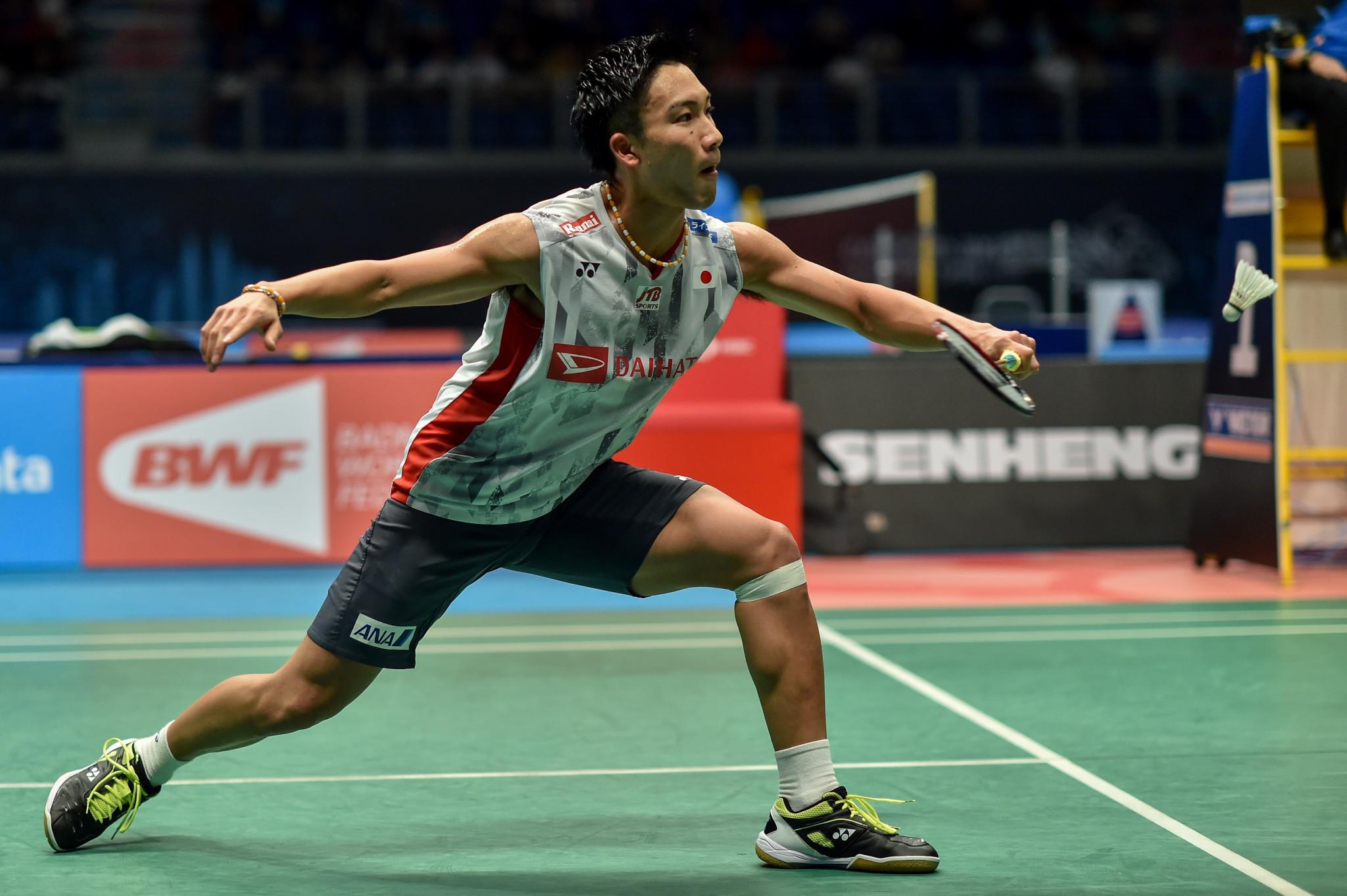 Momota beats Kidambi in thrilling BWF Indonesia Open battle