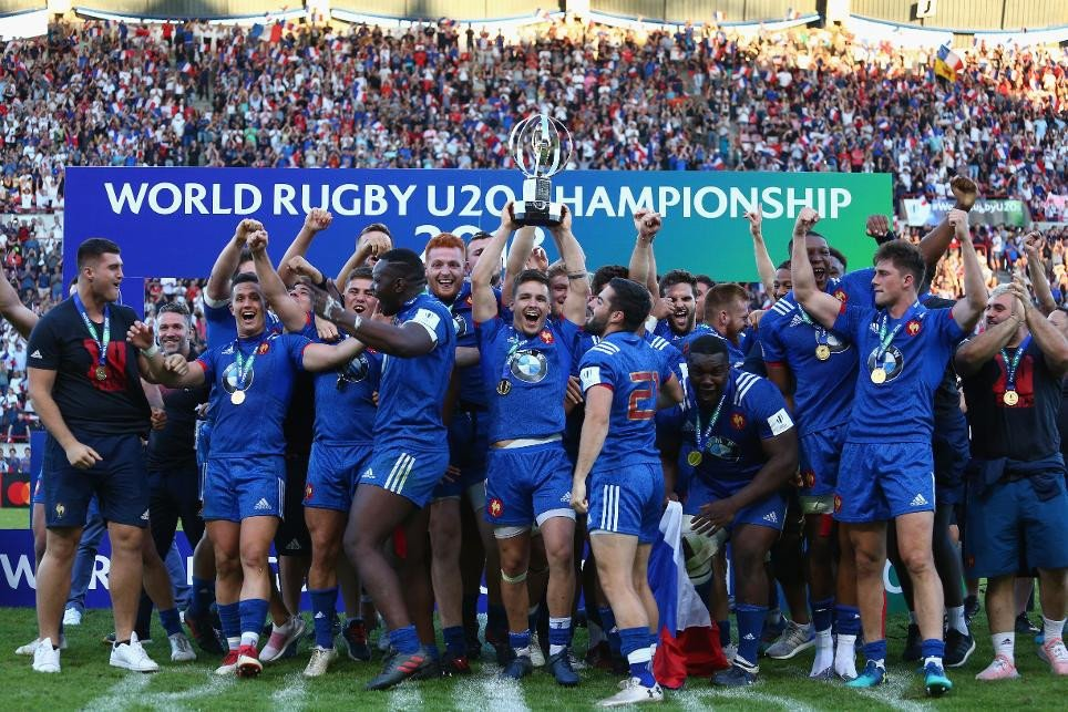 France triumphed in front of a home crowd ©World Rugby