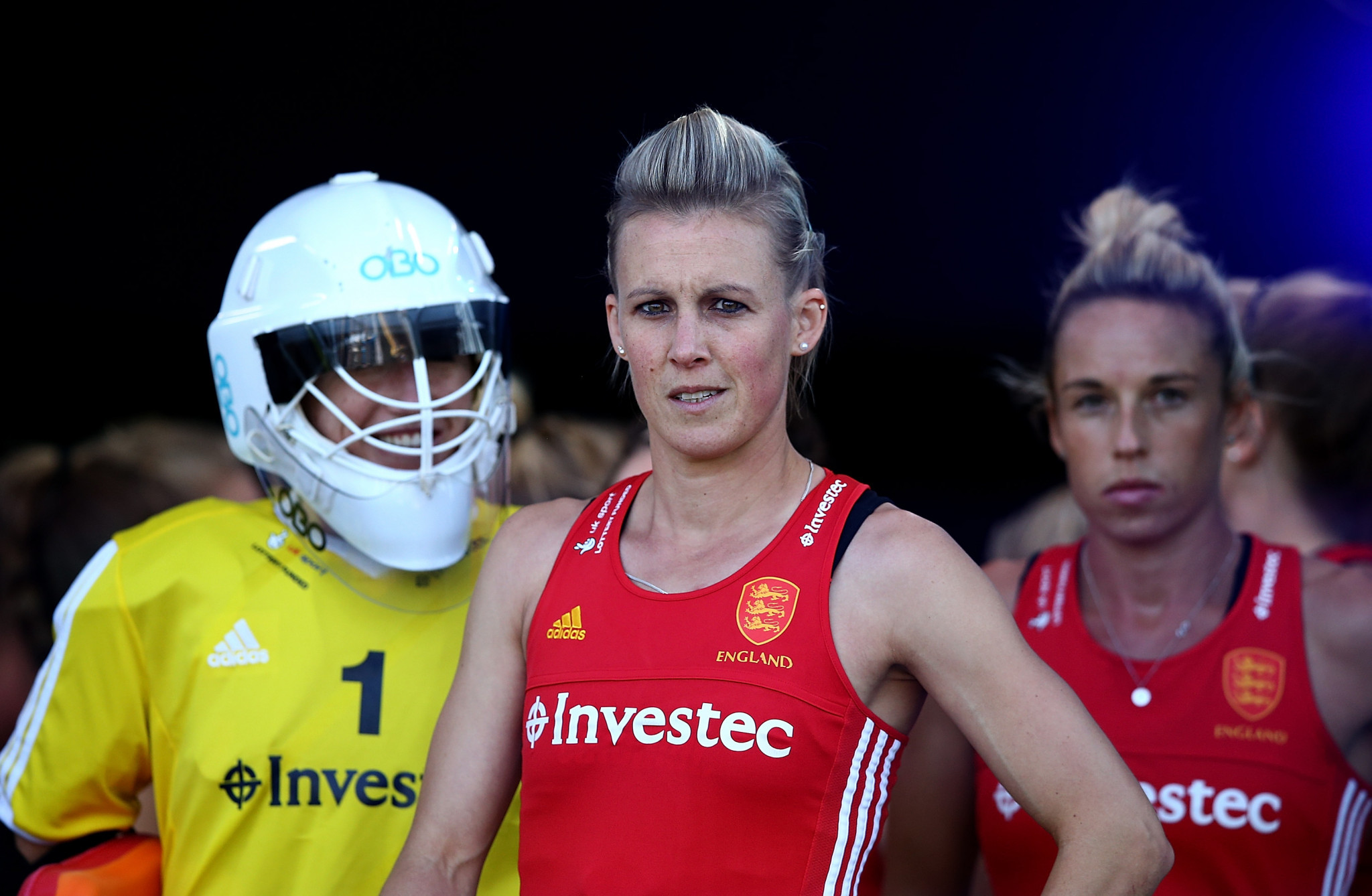 England select squad for home Women's Hockey World Cup
