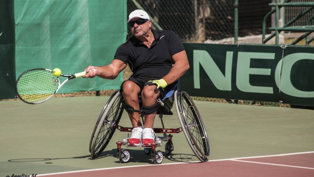 Corradi through to quads semi-final against defending champion at Swiss Open