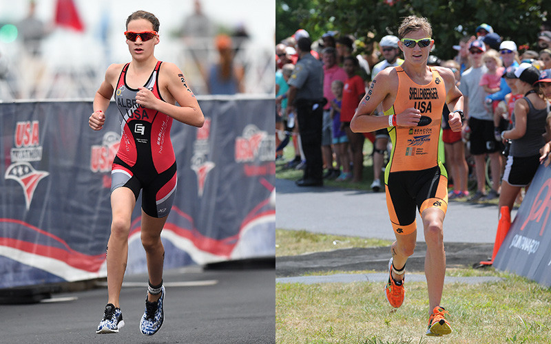 United States nominate triathletes for Buenos Aires 2018