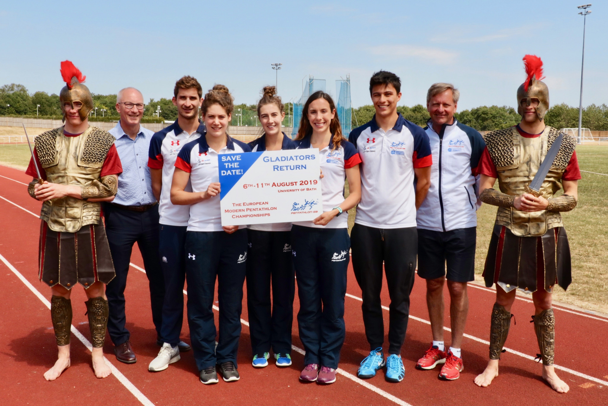 Pentathlon GB launch preparations for 2019 European Championships