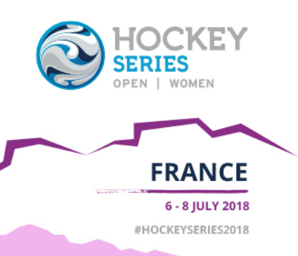 Four countries will take to the field at the latest leg of the Hockey Series season in Wattignies in France ©FIH