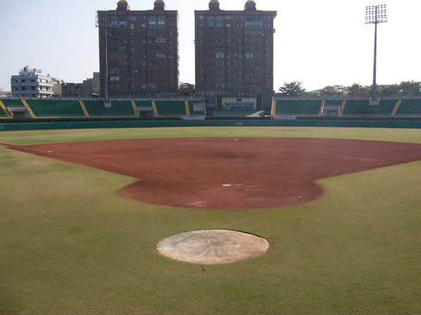 Eight countries will be bidding for glory in all at the Chiayi City Baseball Field ©WUC Baseball