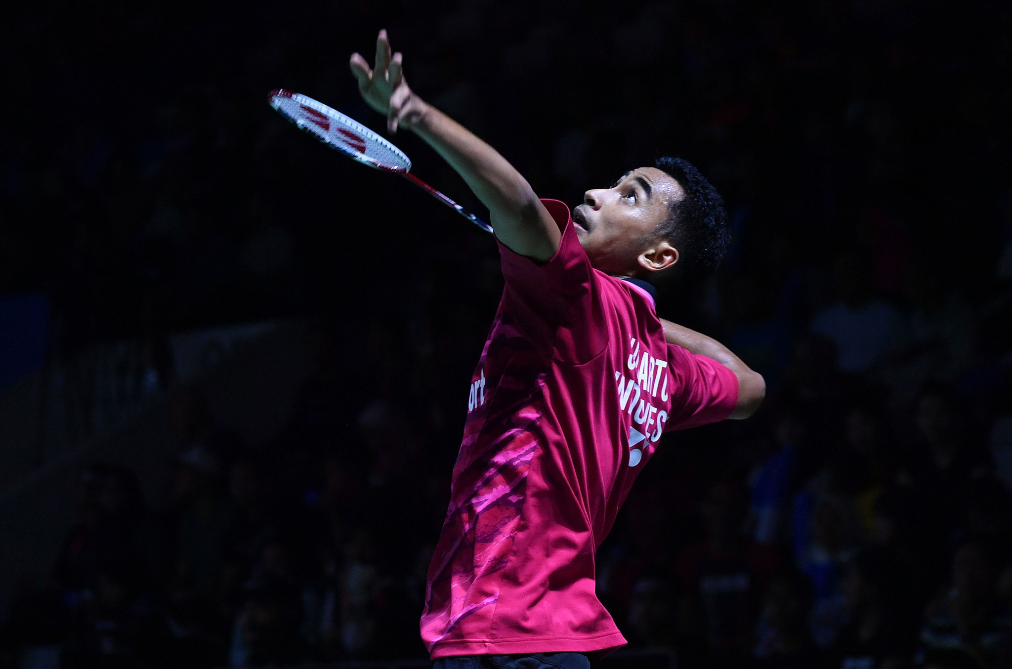 Sugiarto boosts home hopes at BWF Indonesia Open