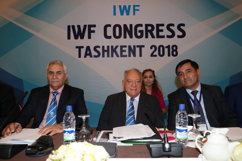 "IWF President warns members weightlifting will ""slowly disappear"" if loses Olympic place"
