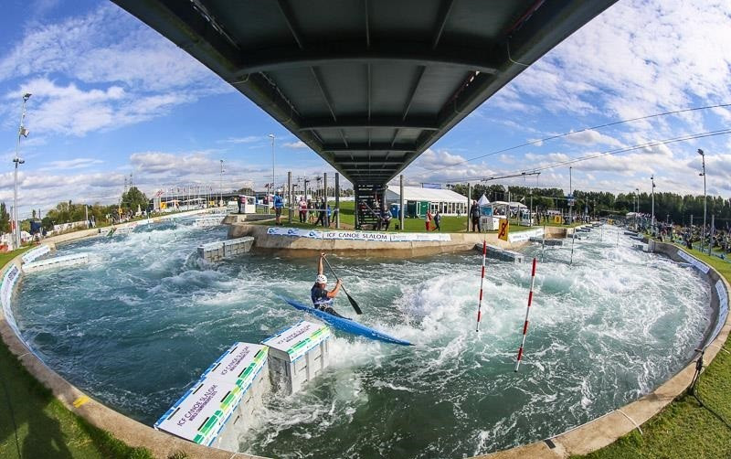 In pictures: Canoe Slalom World Championships day two of competition