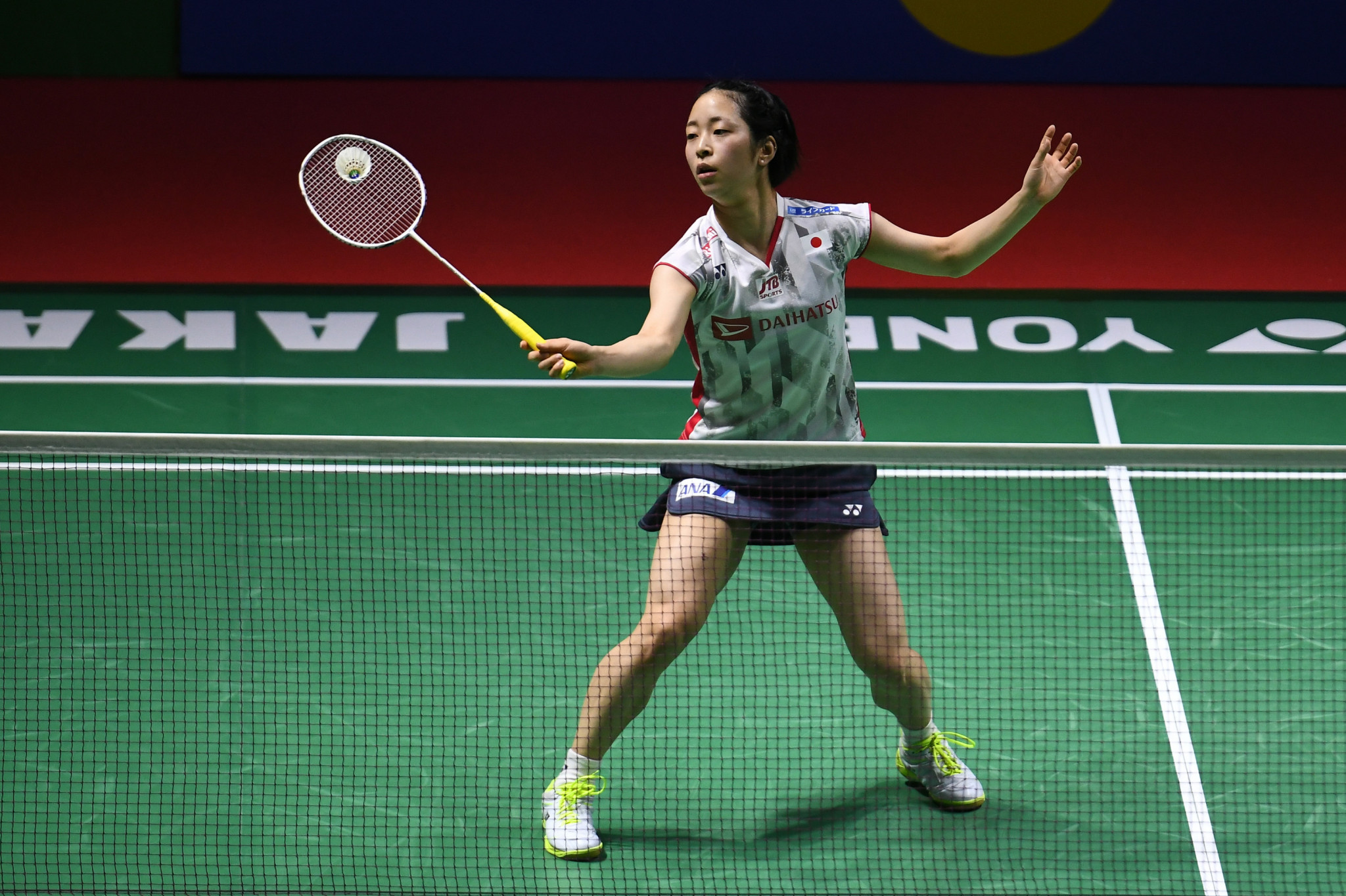 Tai books semi-final place as seeds fall in women's draw at BWF Indonesia Open