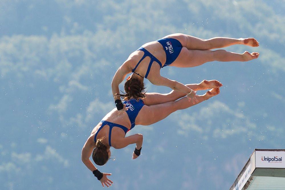 Bolzano is hosting the third FINA Diving Grand Prix event of the season ©FINA