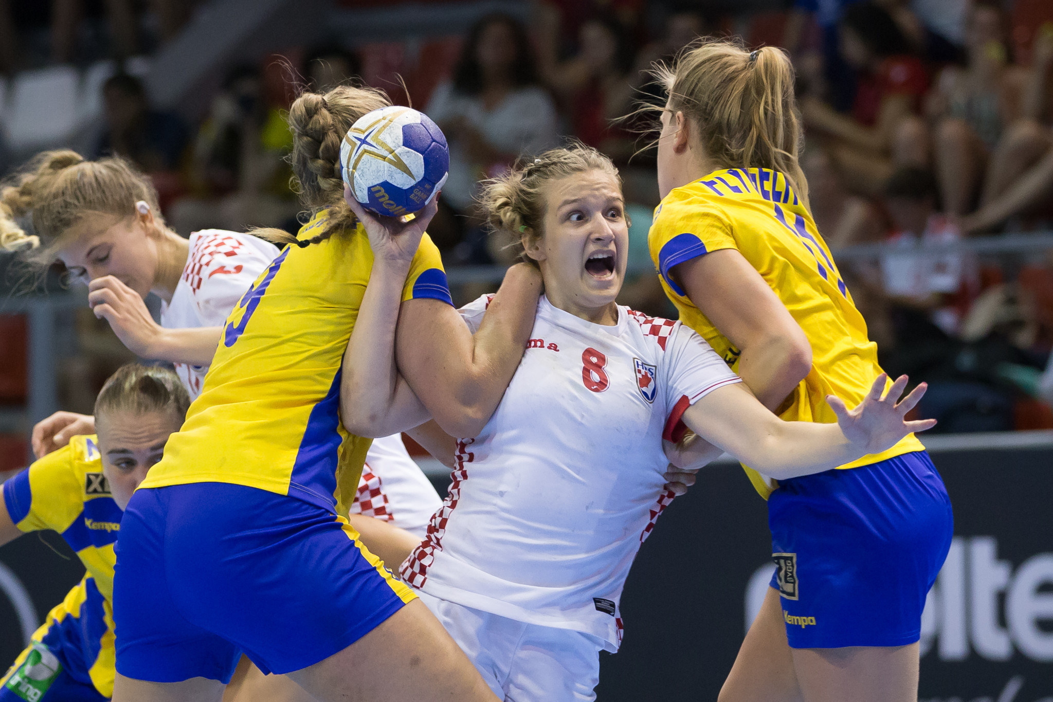Four countries seal knockout berths at Women's Junior World Handball Championship