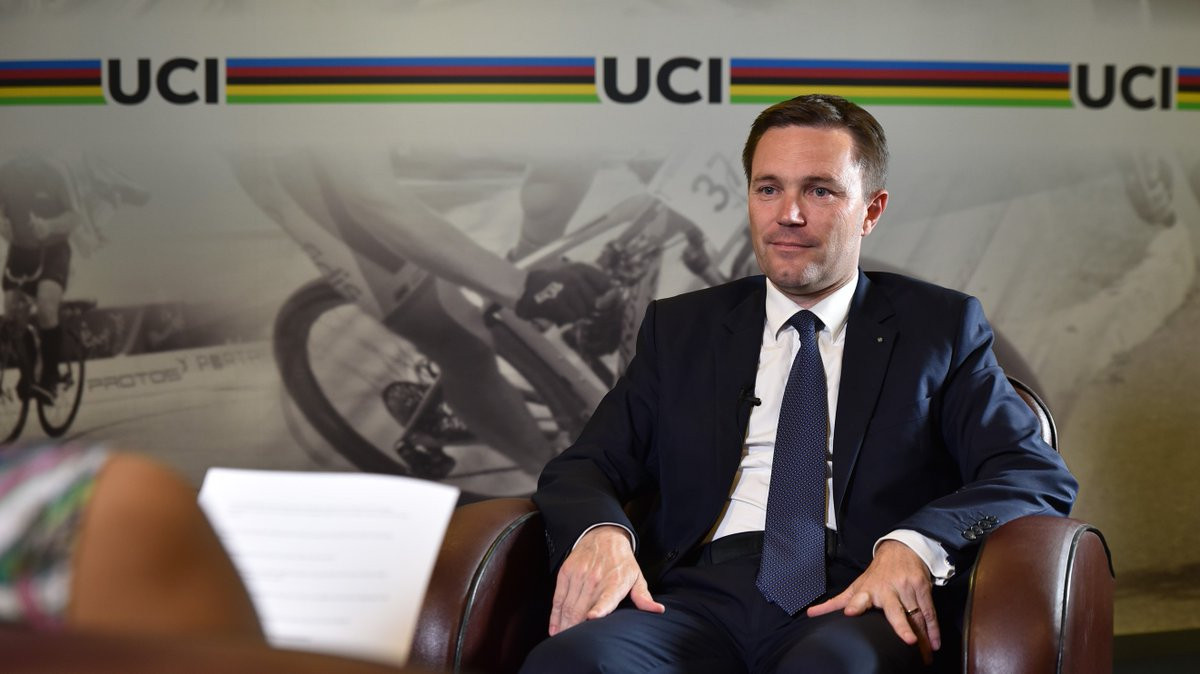 UCI President David Lappartient has offered his thoughts on the conclusion of the controversial case involving Britain's four-time Tour de France winner Chris Froome ©Getty Images