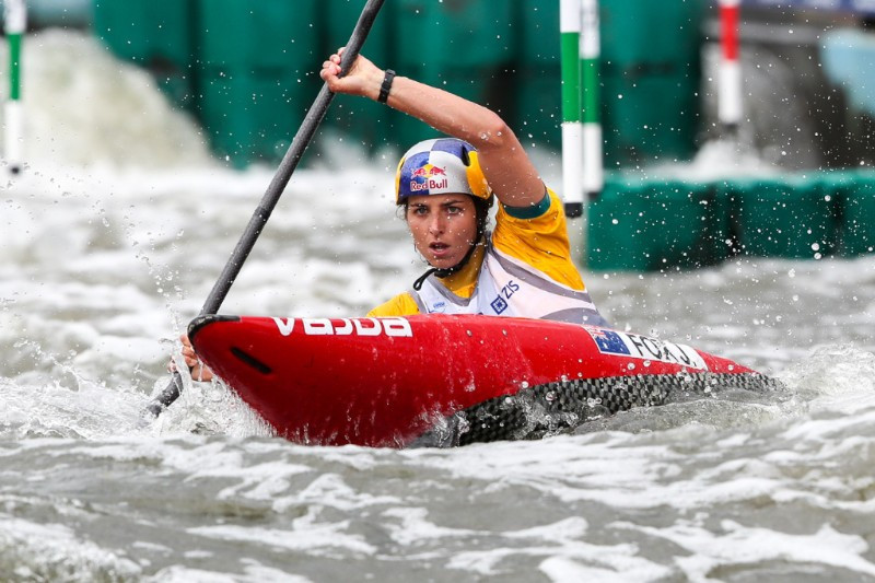 Fox on the golden run in Augsburg ICF World Cup final