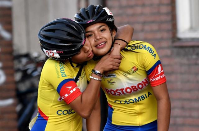 Successful day for Colombia at Inline Speed Skating World Championships