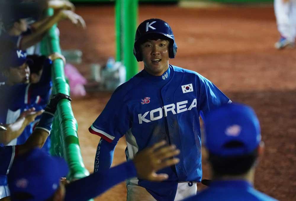 South Korea boost hopes at World University Baseball Championship