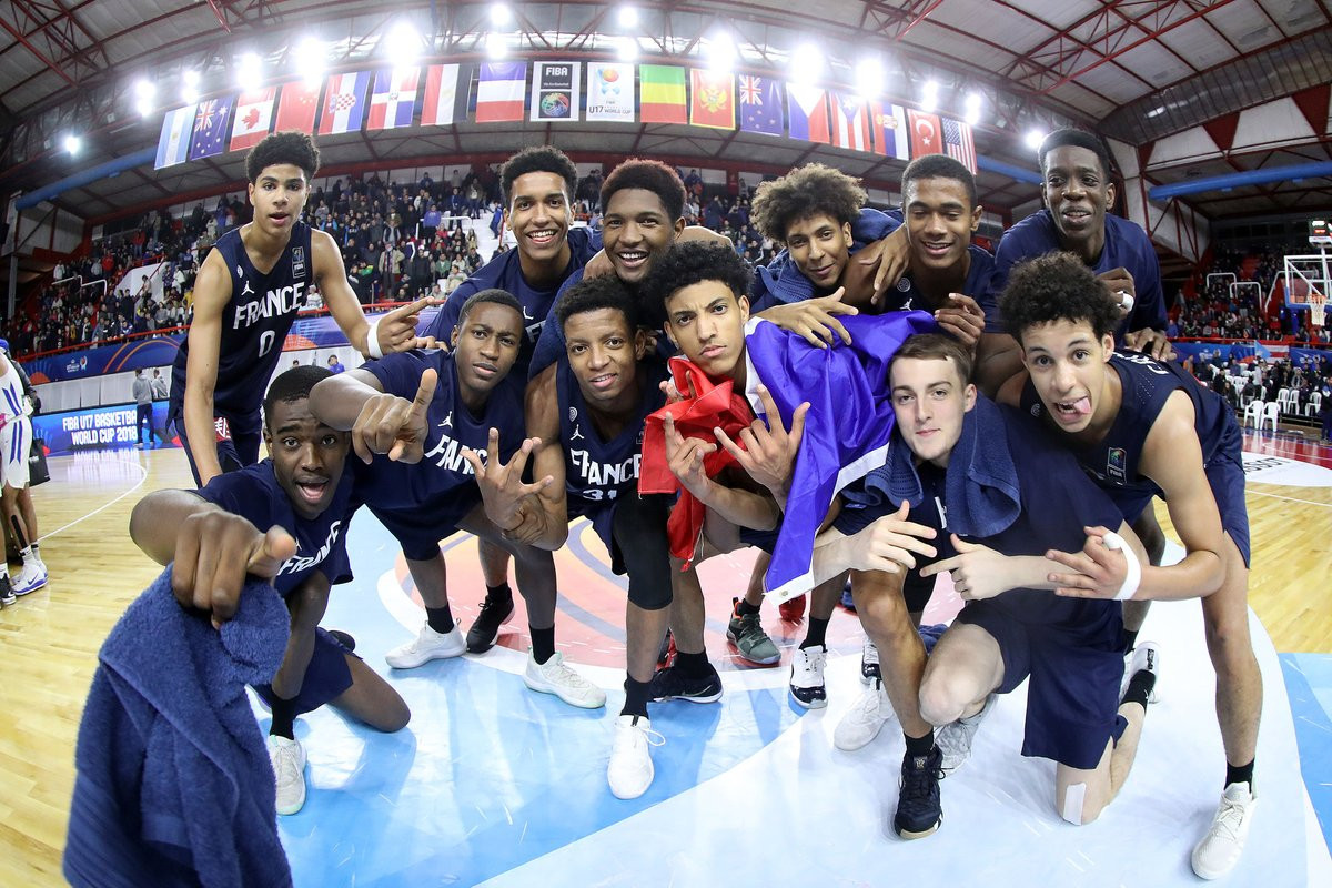 France set-up FIBA Under-17 World Cup final with United States