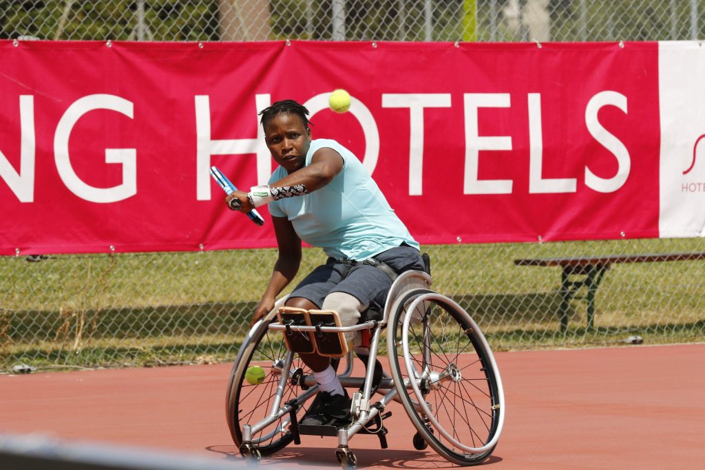 Montjane, Peifer and Wagner win singles titles at Swiss Open