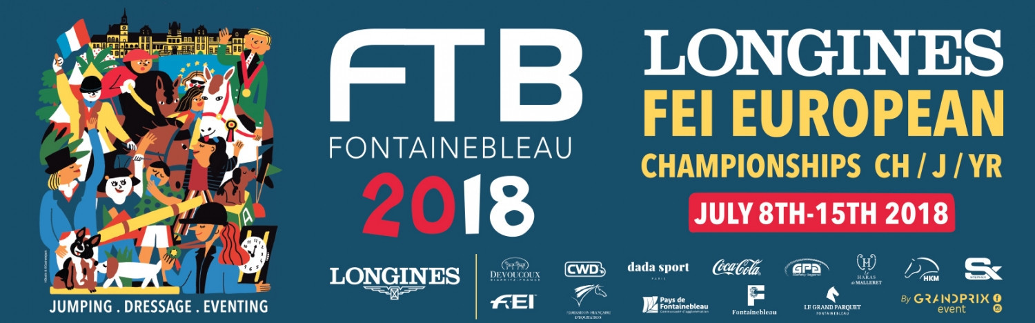 Welschof steps up to strive for Young Riders dressage title at historic FEI European Championships in Fontainebleau