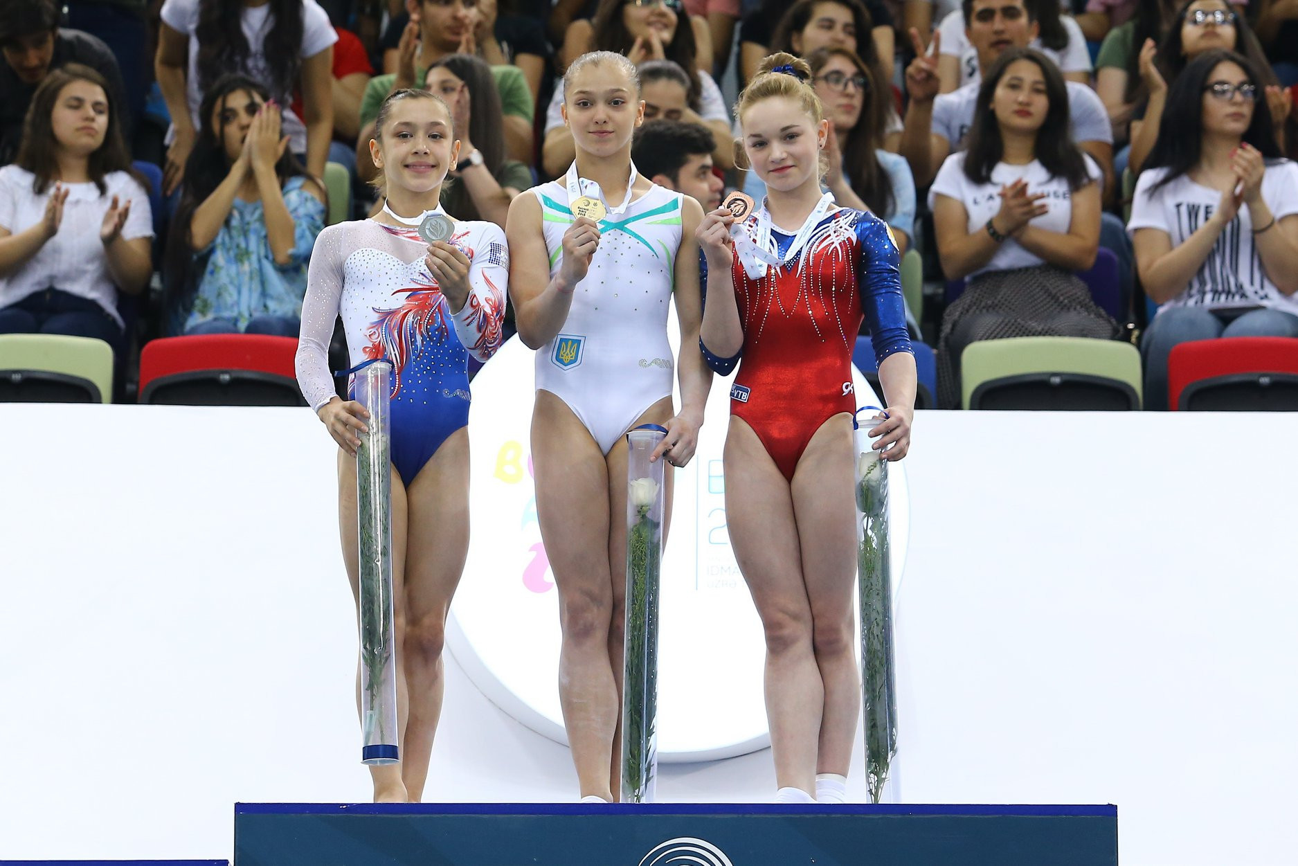 Russia and Ukraine top podiums at Buenos Aires 2018 gymnastics qualification event