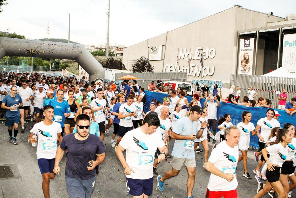 Rio 2016 marathon champion among attendees as Olympic Day celebrated across Greece